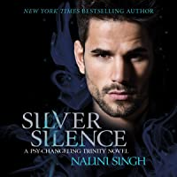 Silver Silence: Psy-Changeling Trinity, Book 1