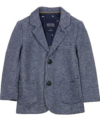 4b8d89b04 Amazon.com  Mayoral Boy s Knit Blazer