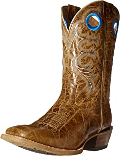 Men's Ariat Crossfire, Size: 7 D, Weathered Brown/Shadow Black Full Grain leather