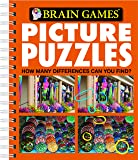 Brain Games - Picture Puzzles #5: How Many Differences Can You Find? (Volume 5)