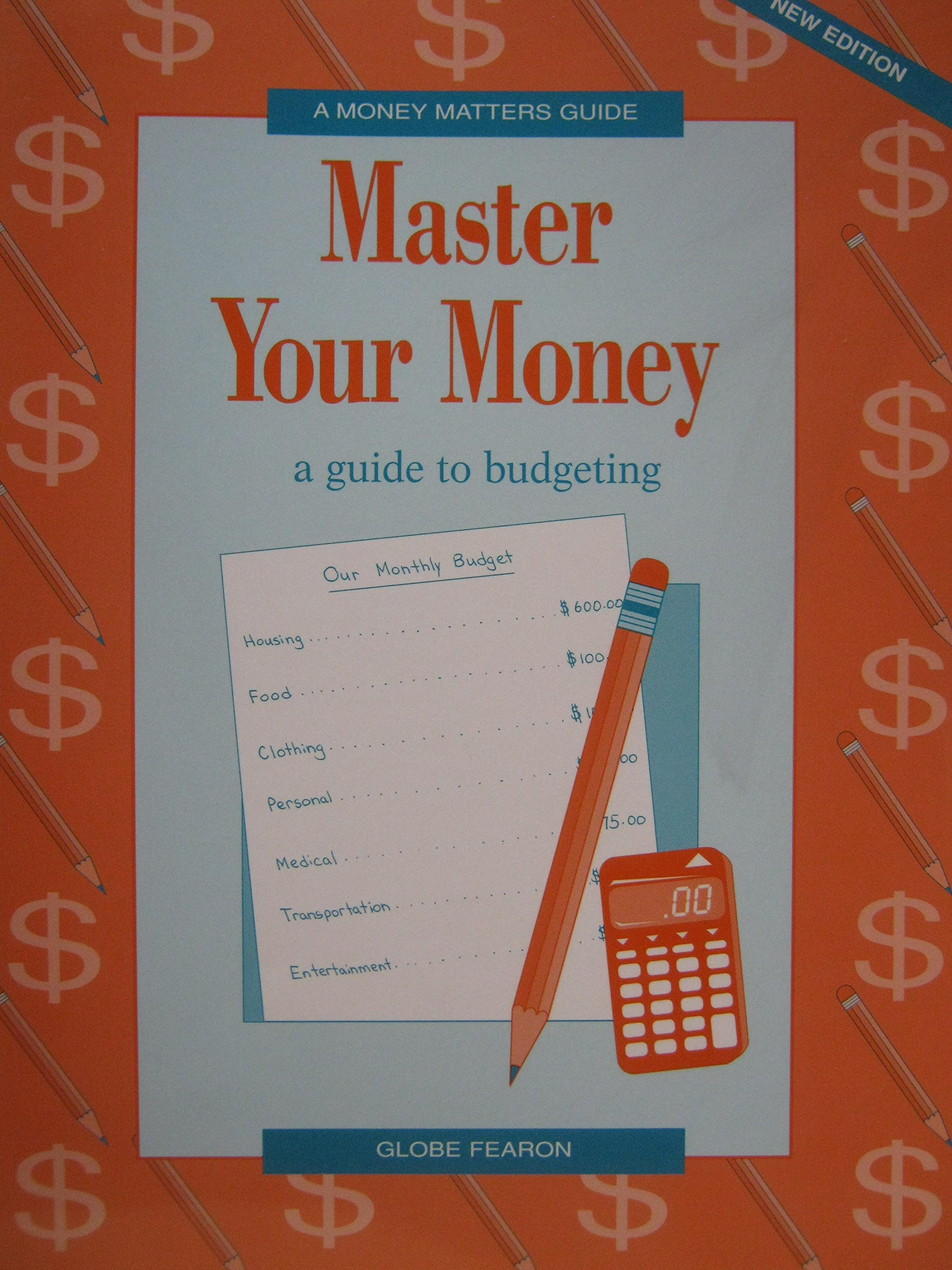 MONEY MATTERS GDS:MASTR YOUR MONEY SE 97 (Money Matters Guides) by Brand: FEARON