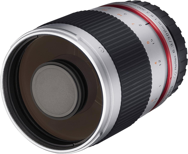 Samyang 300mm F6 3 Objektiv Für Anschluss Canon M Kamera