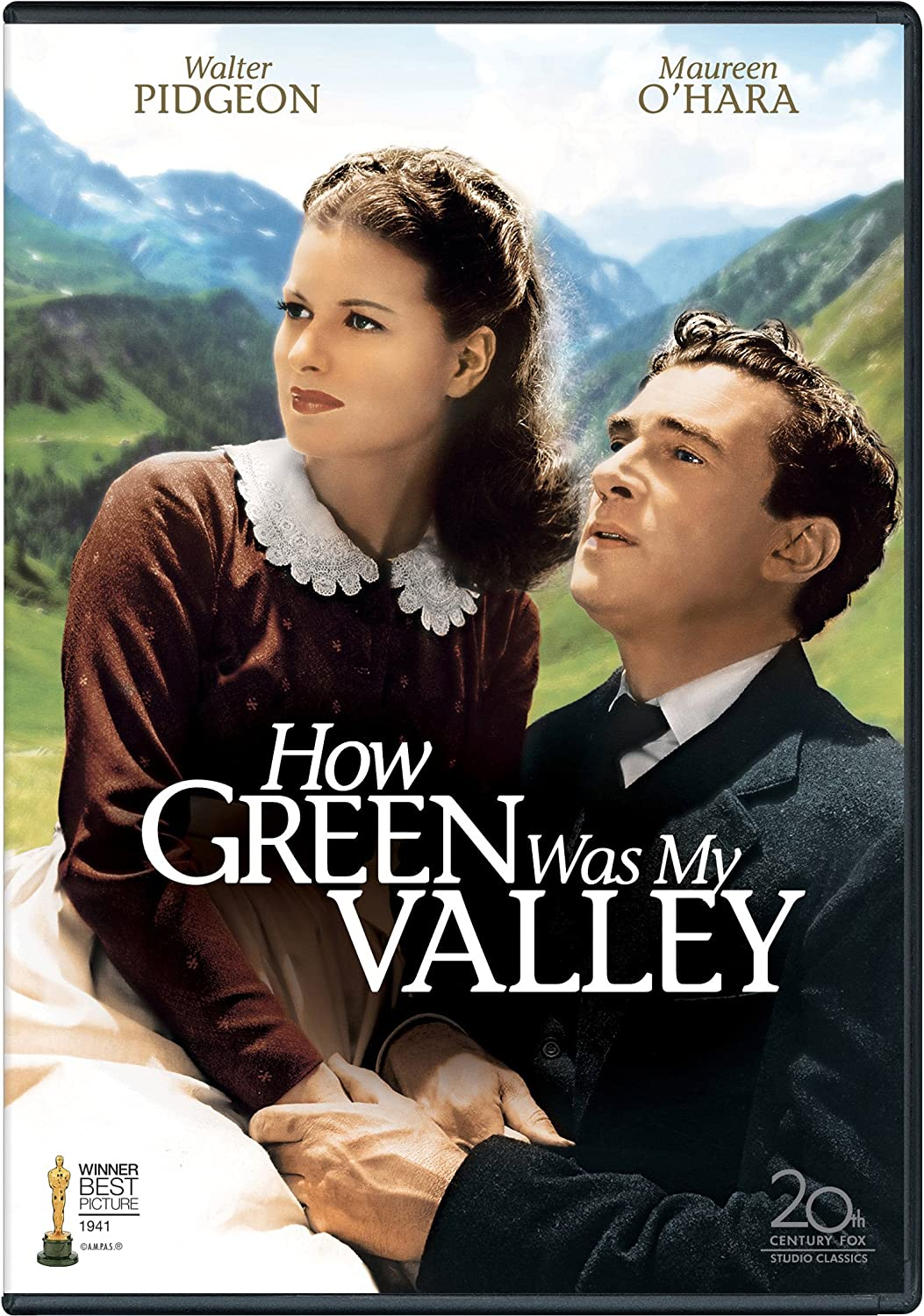 Amazon How Green Was My Valley Walter Pidgeon Maureen O