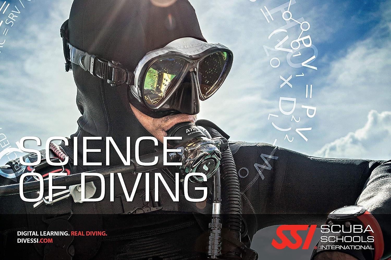 Amazon.com : Scuba Schools International SSI Manual Science of Diving :  Sports & Outdoors