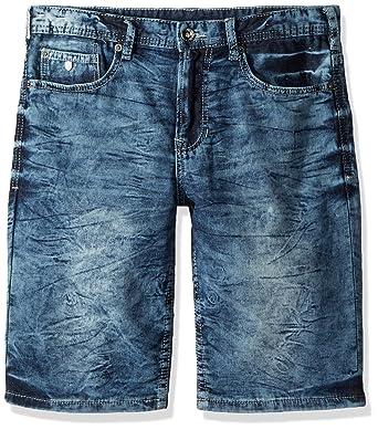28079982d150 Amazon.com  Buffalo David Bitton Boys  Big Parker-x Slim Fit Short ...