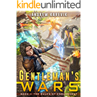 Gentleman's Wars: A Tower Defense LitRPG Series (The Great Game Book 1)