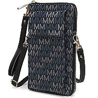 Pockets Series Romana 2 in 1Small Crossbody Bag Cell Phone Purse Wallet For Women by Mia K. Farrow