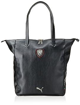Puma Ferrari LS Shopper Bag Black ( Ferrari official licensed series )  073153 01 e7b73a21276ad