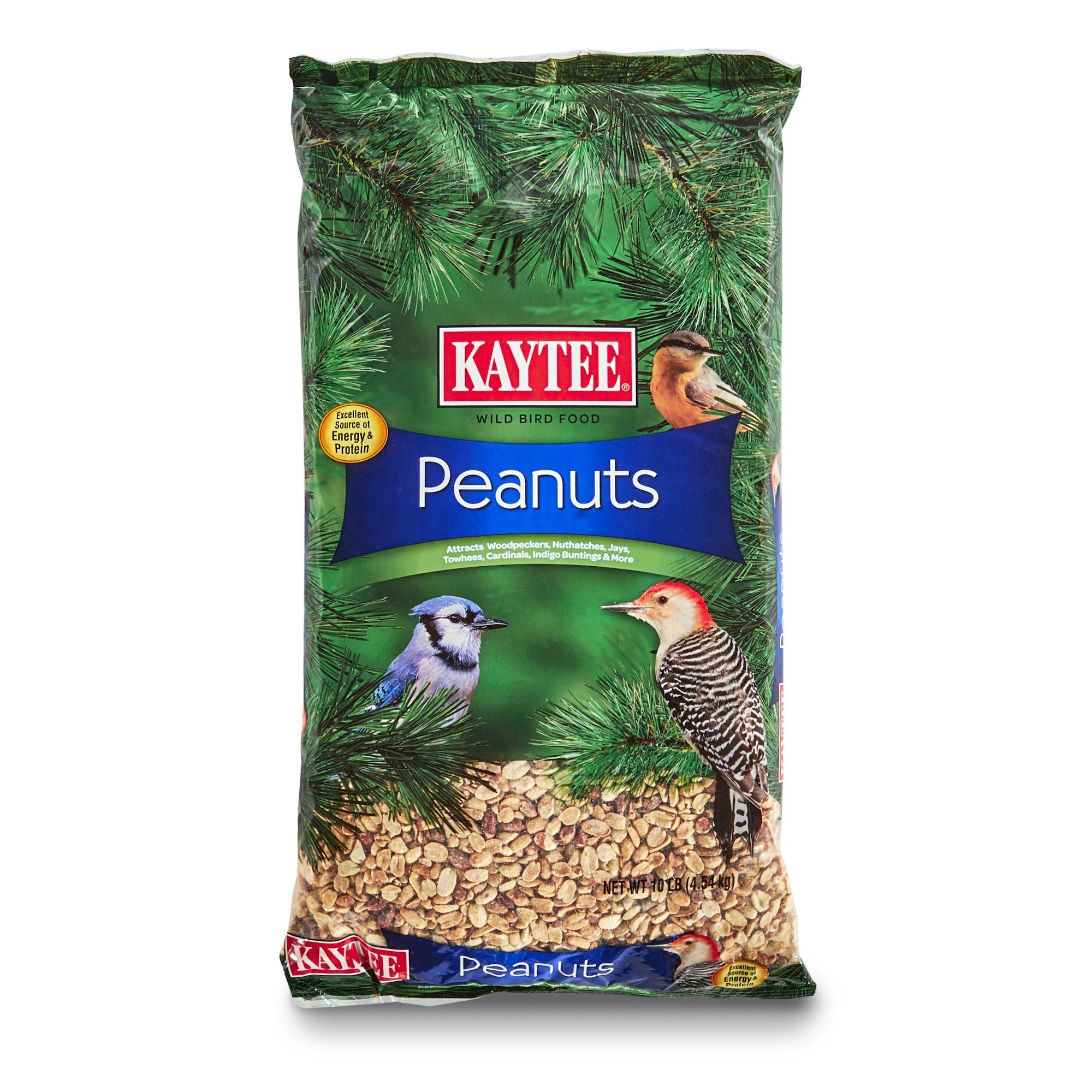 Kaytee Peanuts For Wild Birds, 10-Pound by Kaytee