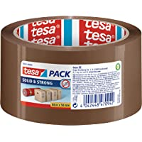 tesapack SOLID & STRONG, 66M x 50MM BROWN