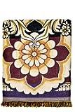 Gangji Cotton Both Side Usable Solapur Chaddar (86X55-inch, Multicolour)