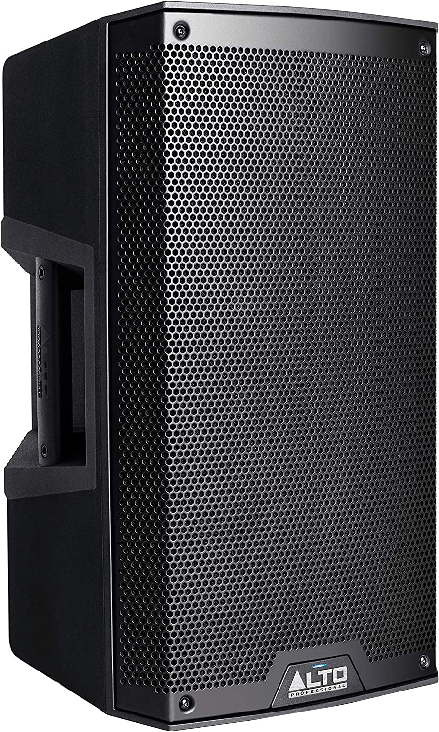 Alto Professional TS310 | 2000 Watt 10 Inch 2 Way Powered PA Speaker with Integrated 2-Channel Mixer and Pole or Wedge Positioning Options