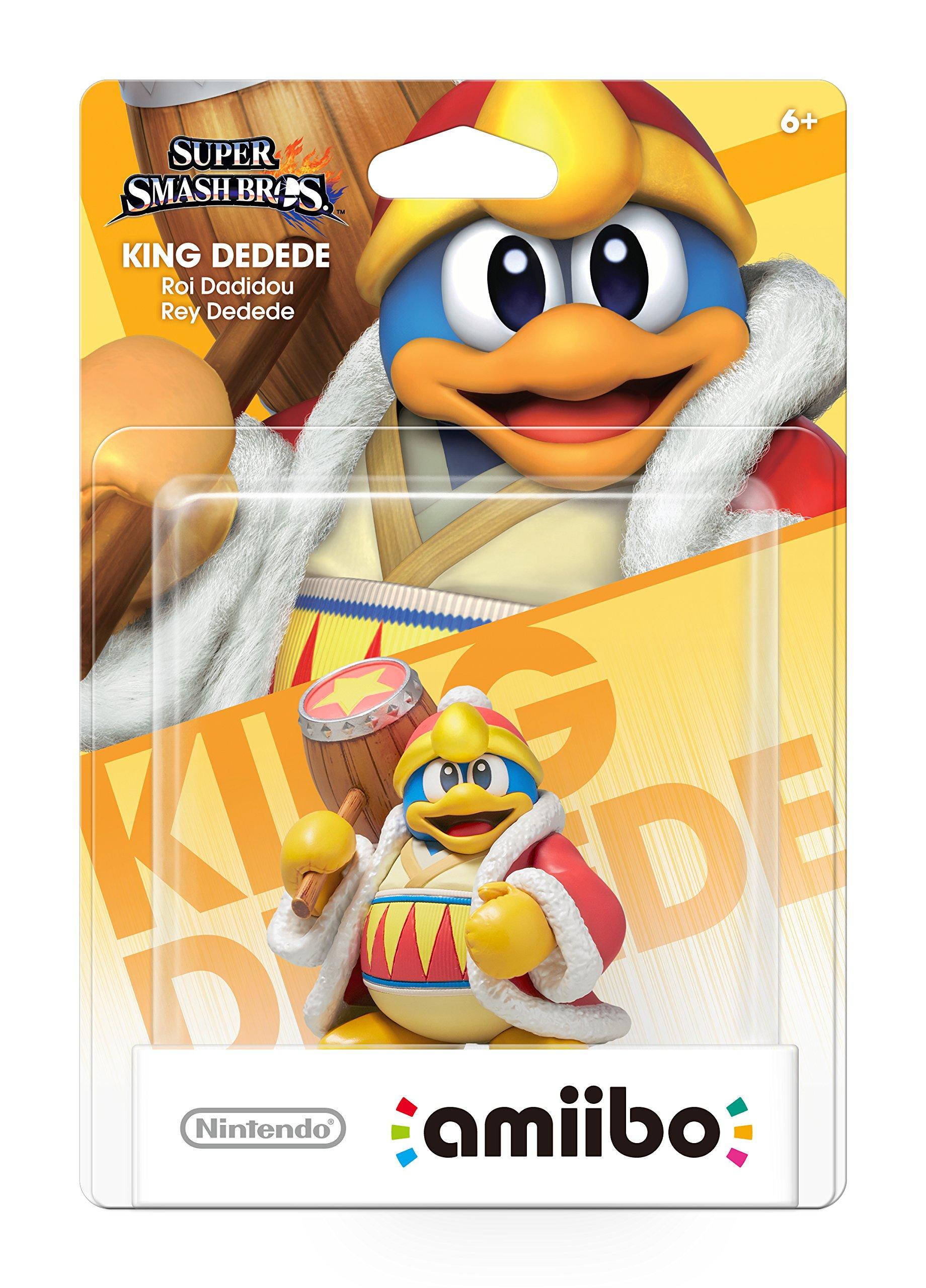King Dedede amiibo (Super Smash Bros Series) by Nintendo (Image #3)