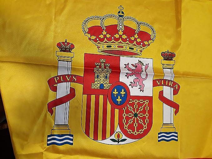 FahnenMax – Bandera de España, 150 x 250 cm Banderas: Amazon.es ...