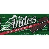 Andes Creme De Menthe Thins - 4.67 Oz - 28 Pieces (pack of 1)