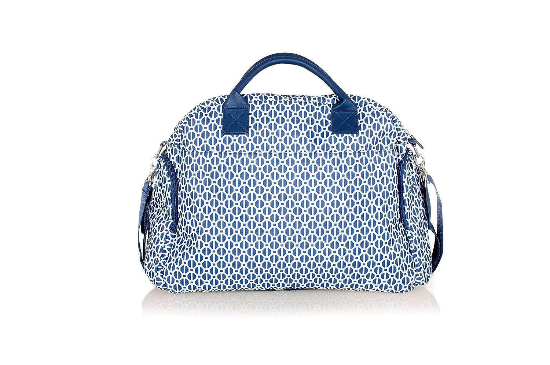 Baninni Bolsa para pañales Torino azul BNDB007-BL: Amazon.es ...