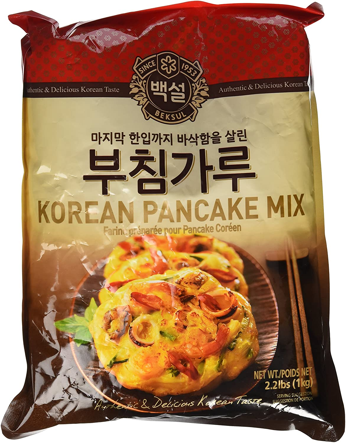 Amazon pancake mix korean style 22 lb by beksul pancake amazon pancake mix korean style 22 lb by beksul pancake and waffle mixes grocery gourmet food ccuart Gallery