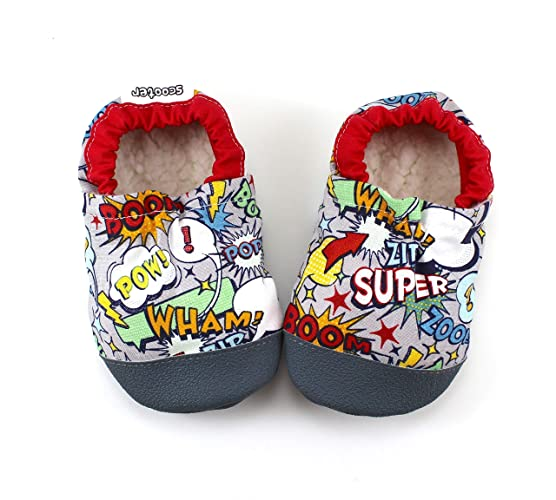 40decb2f732 Amazon.com  superhero baby shoes