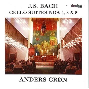 Amazon.com: Cello Suites 1, 3 & 5: Music