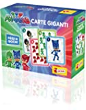 Lisciani Giochi 63031 - PJ Mask Giant Cards