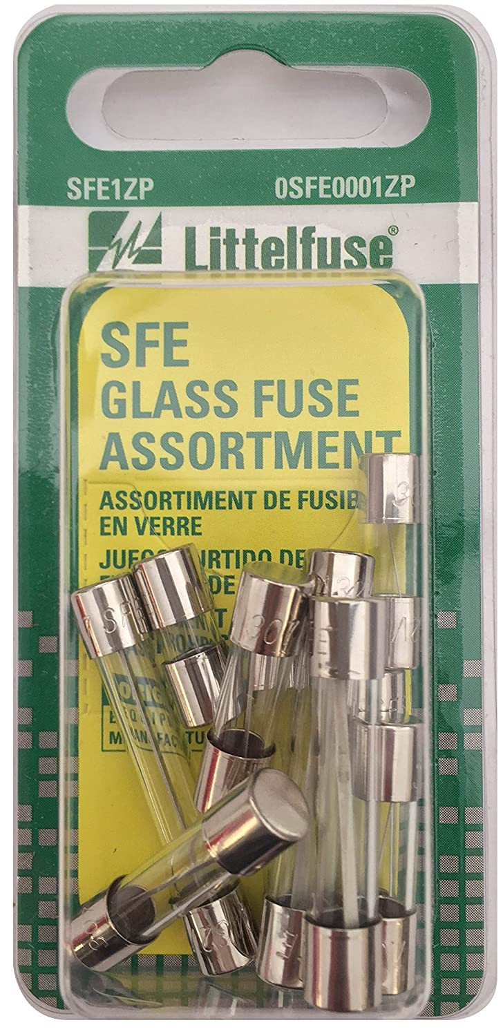 Littelfuse 0SFE0001ZP AST SFE Fuse Assortment