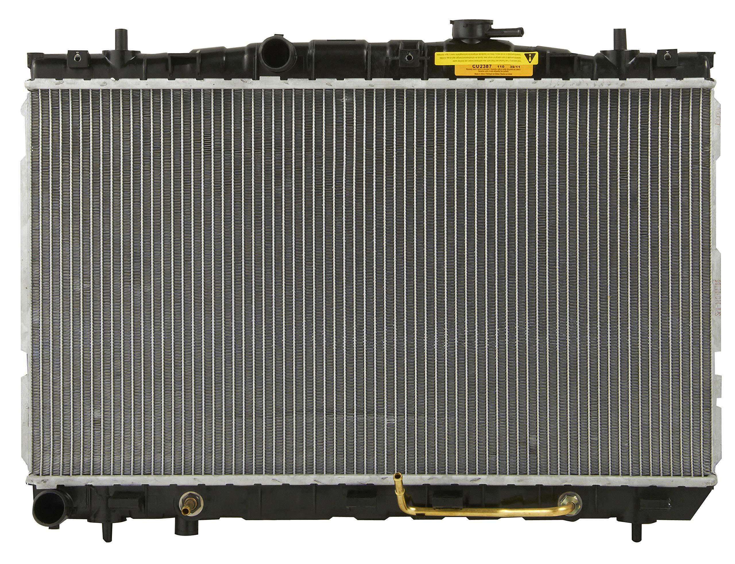 Spectra Premium CU2387 Complete Radiator by Spectra Premium