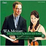 ピアノとヴァイオリンのための作品全集III