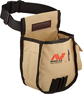Minelab Finds Pouch in Sand & Black for your Tools and Finds
