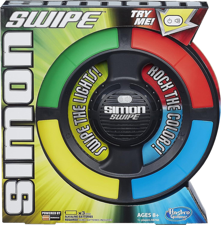 Hasbro Simon Swipe Game: Amazon.es: Juguetes y juegos