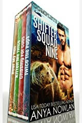 Shifter Squad Nine: Complete Series (MFM SEAL Shapeshifter qRomance) Kindle Edition