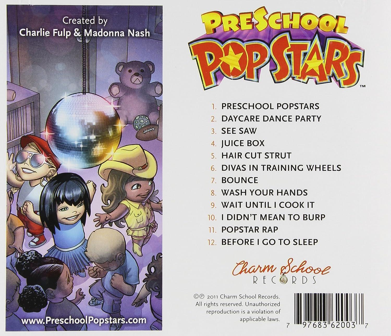 preschool popstars daycare dance party com music