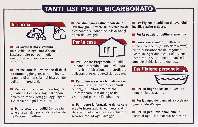 Crastan - Bicarbonato, di Sodio Purissimo, per uso alimentare - 250 ...