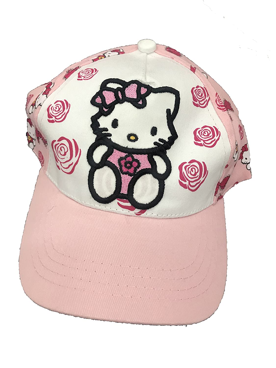 gorra hello kitty rosas: Amazon.es: Ropa y accesorios