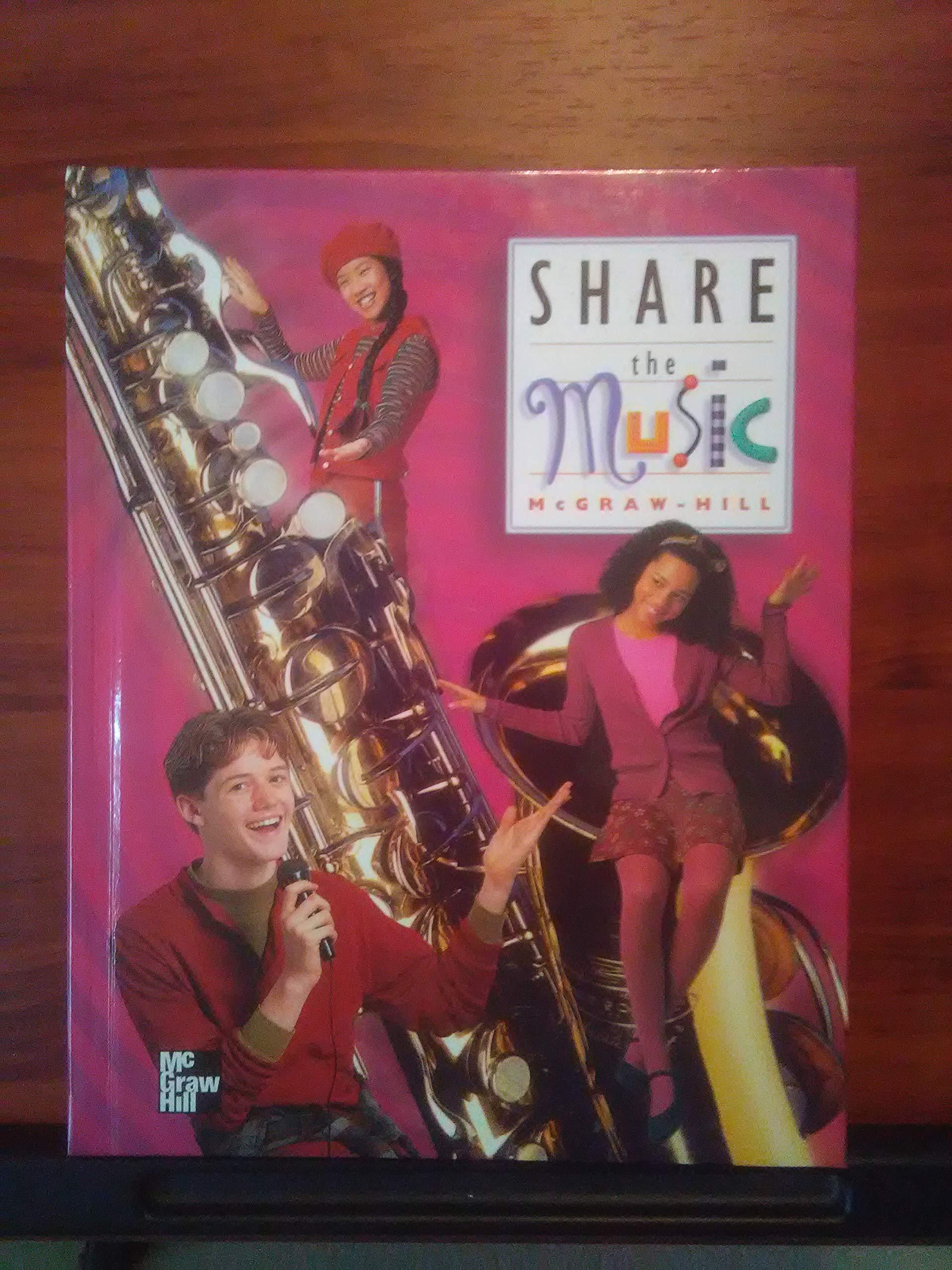 Gr 8 Share the Music PE ebook