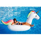 Nifty-Drifty Unicorno Gonfiabile King Size Mare Piscina Tempo Libero