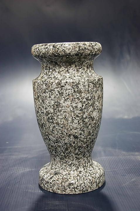 Amazon Rosa Beta Granite Monument Vase Cemetery Tombstone