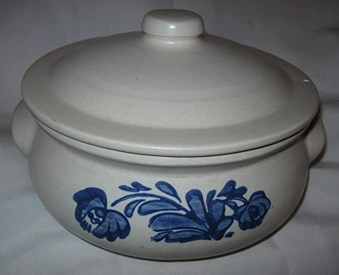 K5 Yorktowne by Pfaltzgraff Stoneware Oval Au Gratin Casserole Serving Dish