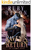 Raven's Return: A SciFi Alien Romance (Icehome Book 12)