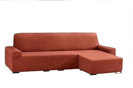 Eysa Aquiles Funda de sofá, Poliéster/Algodón, Naranja, 310