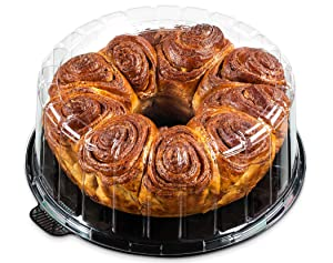 Cinnamon Babka Cake | Fresh & Delicious Coffee Cake | Traditional Babka Bread | Holiday Gourmet Cookie Gift | Christmas Valentine Thanksgiving | Gift Idea for Men Women and Family