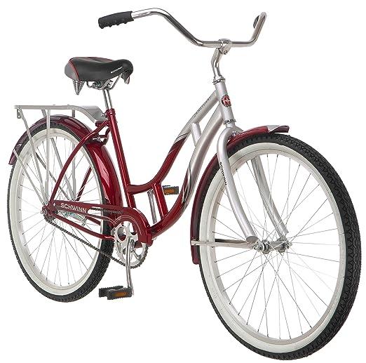 Schwinn Women S Sanctuary Cruiser Bicycle 26 Inch