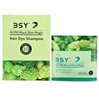 BSY Noni Black Hair Magic ( 12 ml X 12 Sachet)