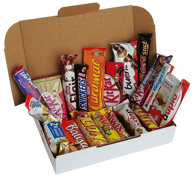 Assortiment de Barre au chocolat (20 pièces)  Amazon.fr  Epicerie 3a71d05484b