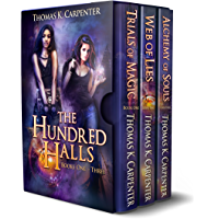 The Hundred Halls (Books 1-3)