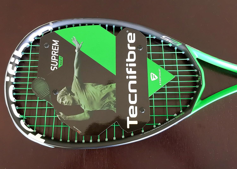 TECNIFIBRE - SUPREM 130 SB - Squash Racket: Amazon.es: Deportes y ...