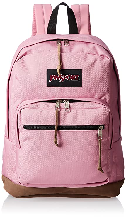 50d4c1b07b35 Amazon.com  JanSport Unisex Right Pack Vintage Pink Backpack ...