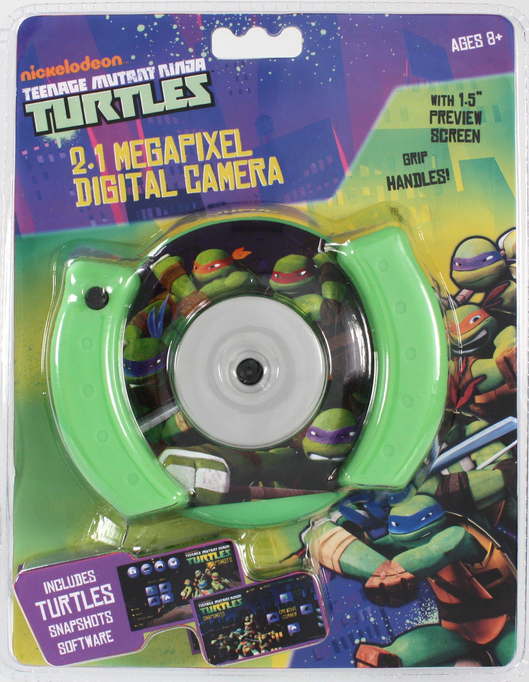 Marvel Teenage Mutant Ninja Turtles 2.1MP Camera by Teenage Mutant Ninja Turtles (Image #2)