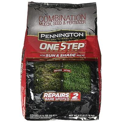 Pennington Seed 8.3lb Sun/Shad Seed Mix : Garden & Outdoor