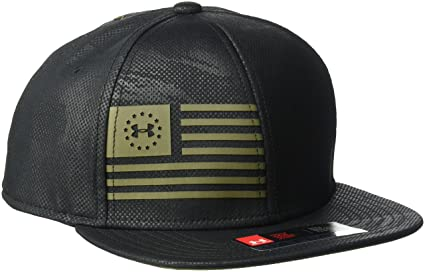 59d8bf730c6 Image Unavailable. Image not available for. Colour  Under Armor Boy s  Freedom Snapback Cap