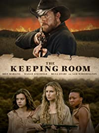 Amazon.com: The Keeping Room: Brit Marling, Muna Otaru, Hailee ...